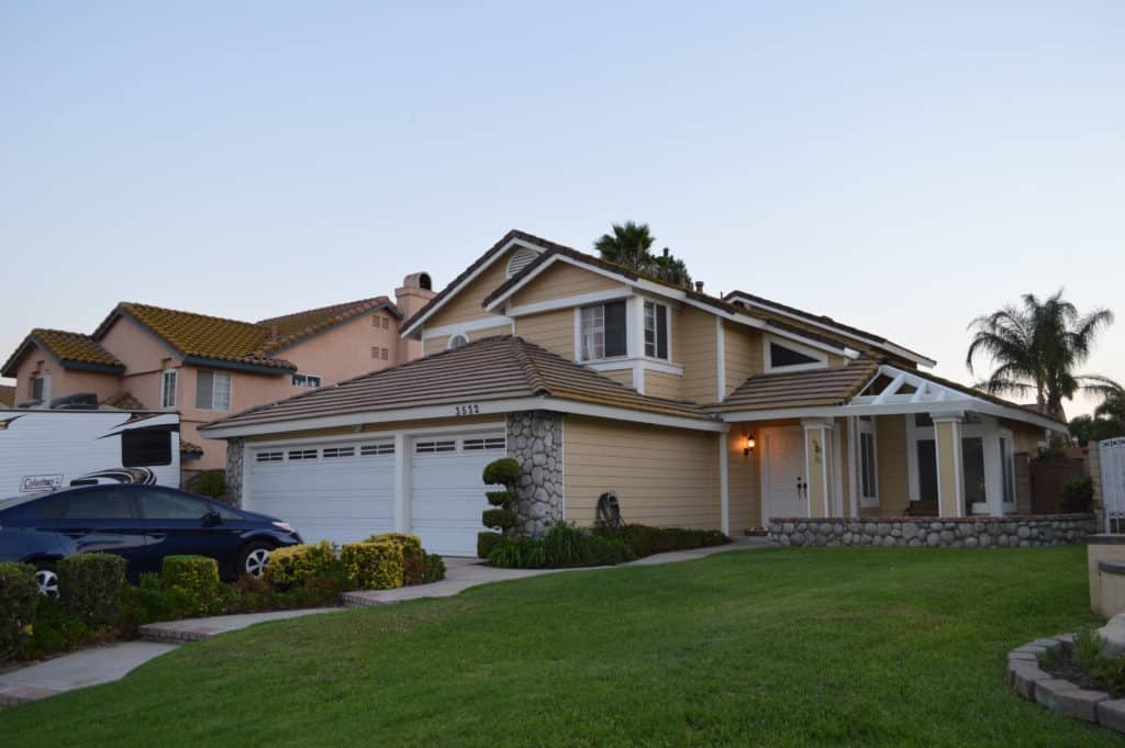 Los Angeles exterior painting