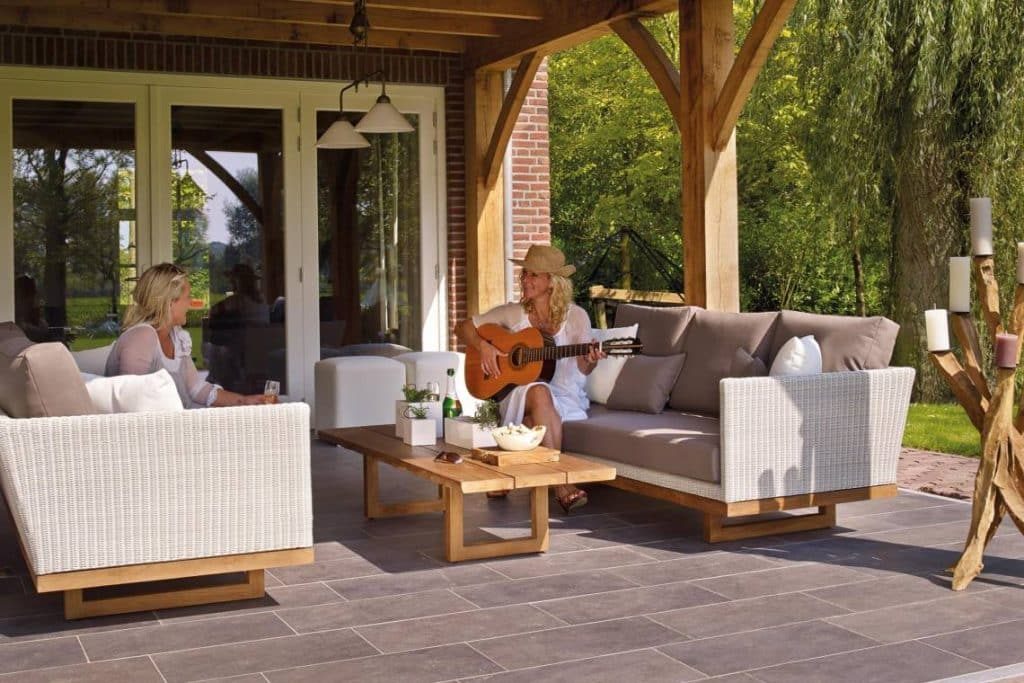 enjoy your patio cover with friends and family