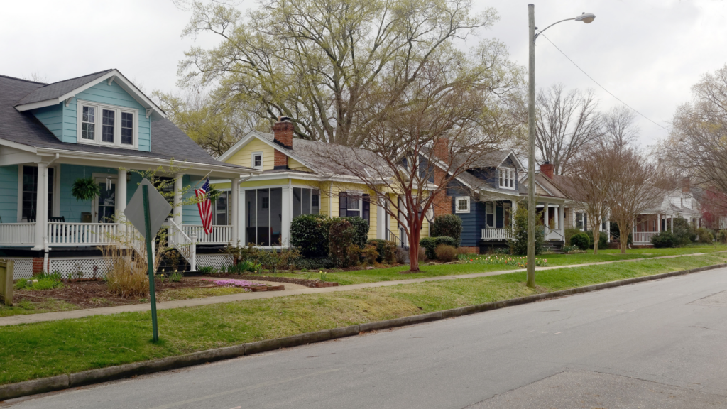 neighbor's house paint color
