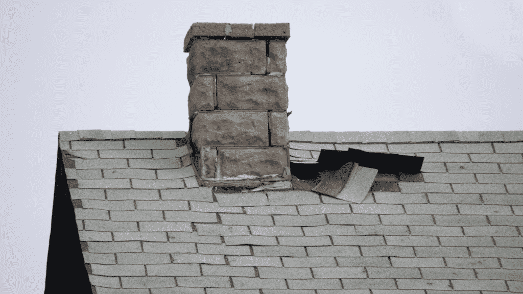 chimney flashing how to fix a roof leak
