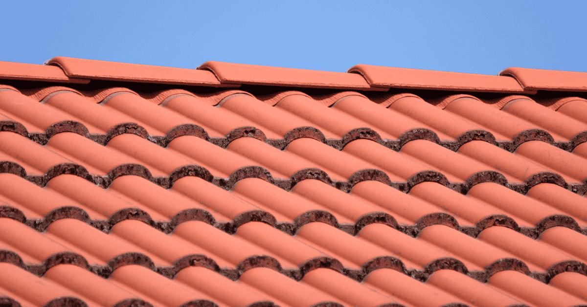 terracotta roof tiles in Los Angeles