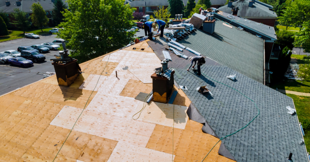 Roofing Contractors in Burbank CA