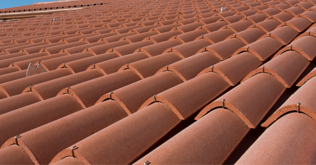Clay Types of Roof Tiles