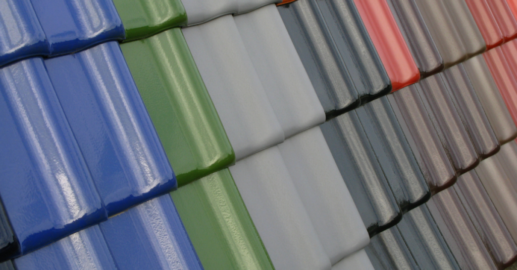 Composite Types of Roof Tiles
