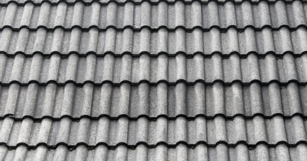 Concrete Types of Roof Tiles