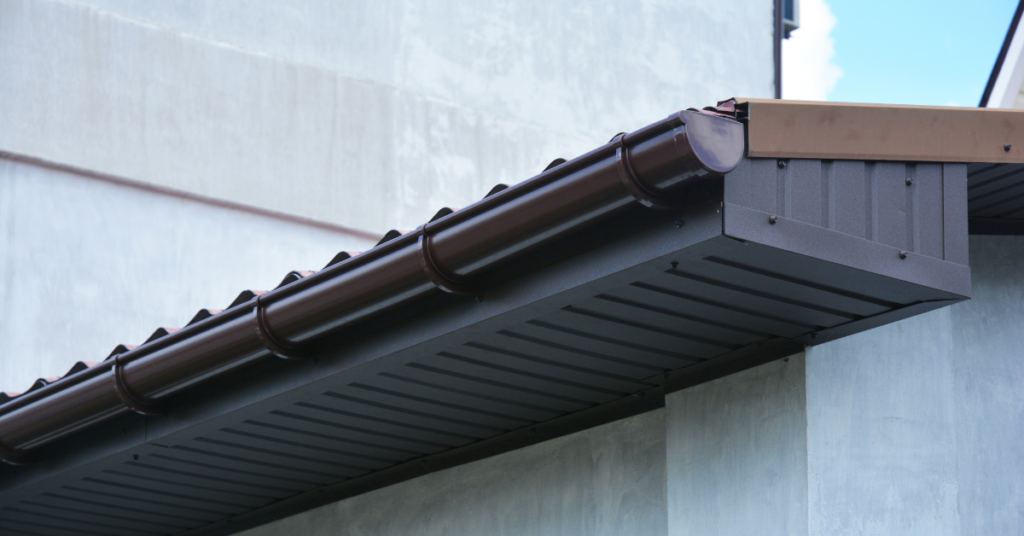 Parts of a Roof System Soffit